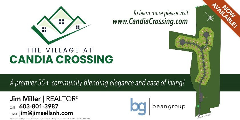 Candia Crossing 55+ Community